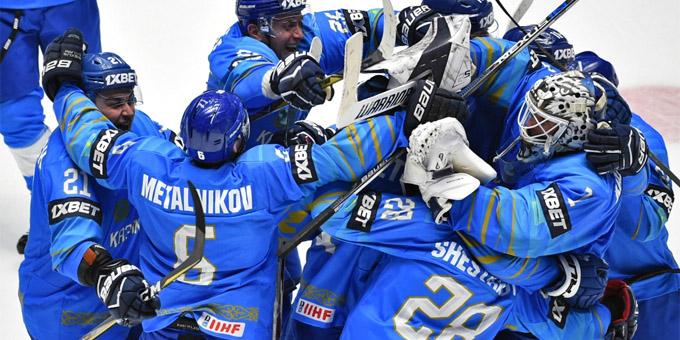Казахстан досрочно за один тур выиграл домашний чемпионат мира