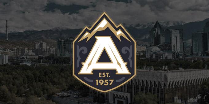 """""""Алматы"""" представил новый логотип"""