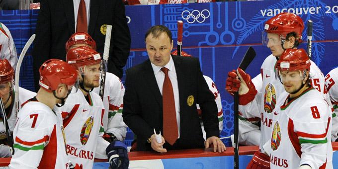Воспитанник Усть-Каменогорска возглавил сборную Беларуси
