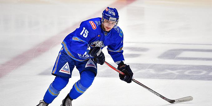 """Егор Петухов: """"В Алматы всё на высшем уровне, как в НХЛ"""""""