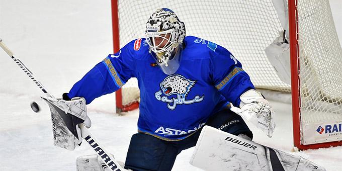 Хенрик Карлссон оформил 25-й шатаут в КХЛ
