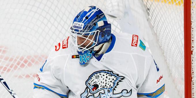 Эдди Паскуале оформил первый полноценный шатаут в КХЛ