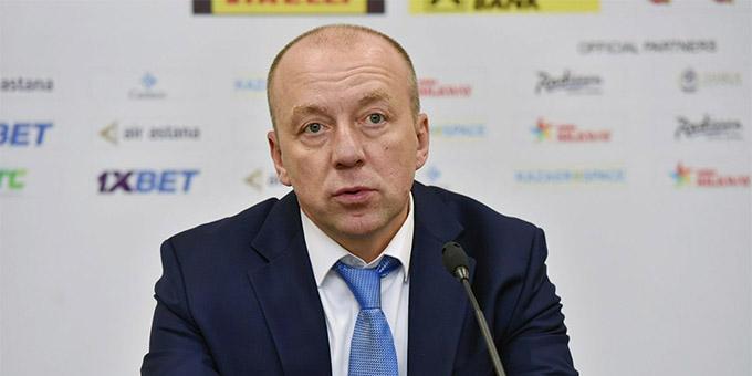 """Андрей Скабелка: """"Задача - подготовить игроков, чтобы их уровень позволил остаться в элитном дивизионе"""""""