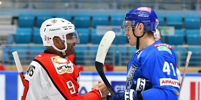 """Найджел Доус: """"Я всегда стараюсь показывать лучший хоккей"""""""