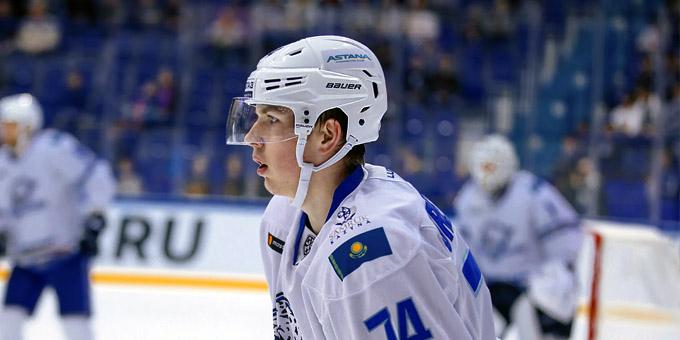 Валерий Орехов сыграл 100 матчей в КХЛ