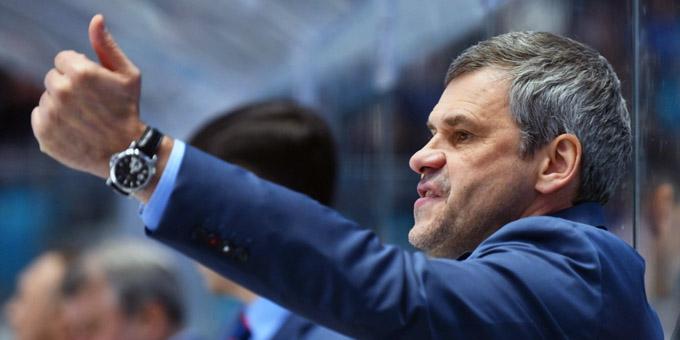 """Дмитрий Квартальнов: """"В целом мы довольны"""""""