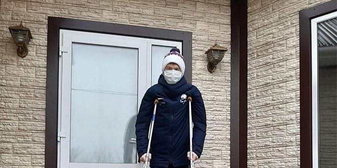 Для продолжения лечения Вилену Прокофьеву срочно нужна помощь