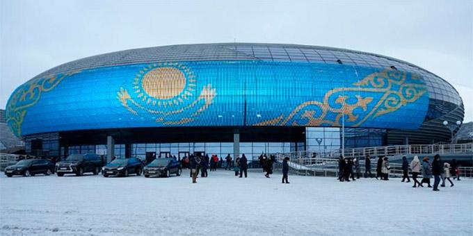 В Семее состоялось открытие культурно-спортивного комплекса на 5 тысяч мест