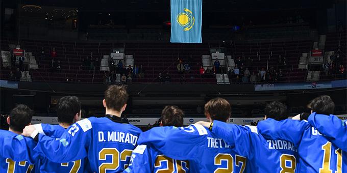 """""""Казахстан очень силён духом"""". Канадские эксперты оценили шансы молодёжной сборной на чемпионате мира"""