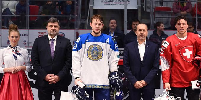 """Канадский журналист Скотт Уилер: """"Максим Мусоров достоин драфта НХЛ"""""""