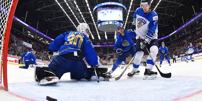 Молодёжная сборная Казахстана крупно проиграла Финляндии