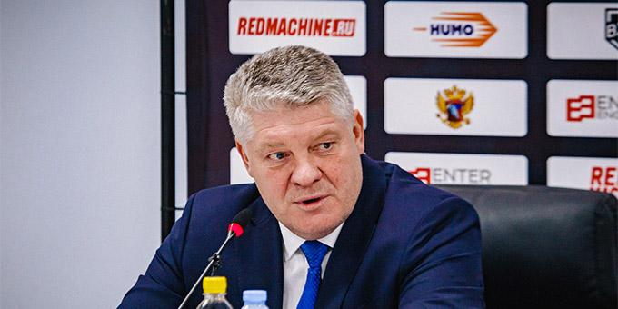 """Юрий Михайлис: """"У ребят мощный характер"""""""