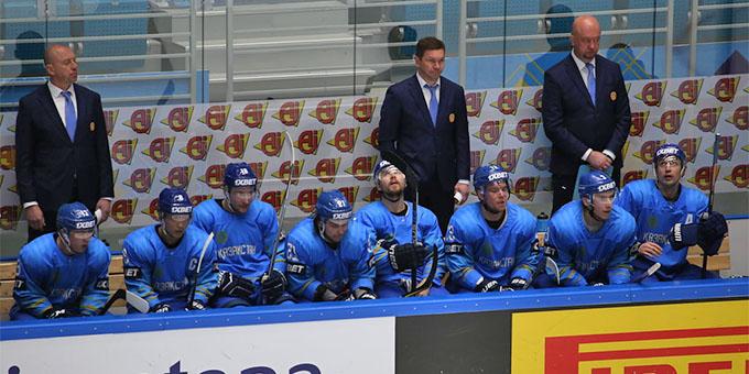 Обнародован расширенный состав сборной Казахстана на предолимпийский отборочный турнир