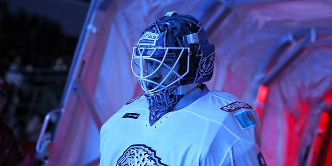 Эдди Паскуале признан лучшим вратарём КХЛ по итогам игровой недели