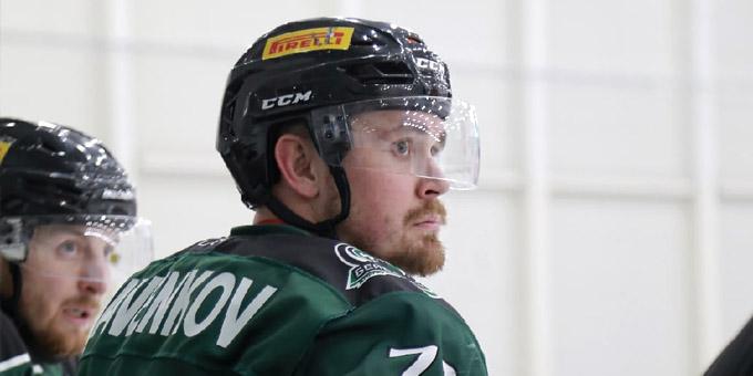 Константин Савенков выбыл до конца сезона