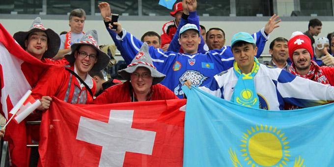 В Швейцарии, где должен пройти чемпионат мира, из-за коронавируса запретили массовые мероприятия