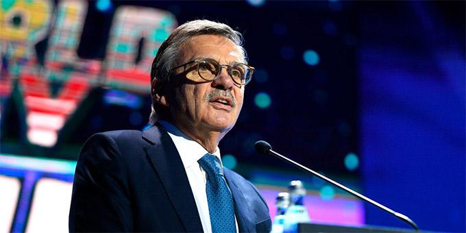 """Рене Фазель: """"Чемпионат мира может быть отменён только по решению правительства Швейцарии"""""""