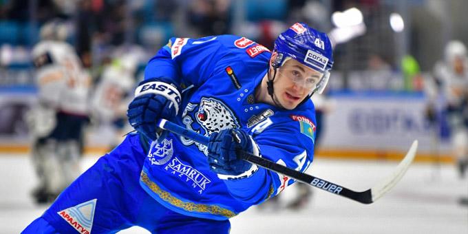 Дастин Бойд сыграл 500 матчей в КХЛ