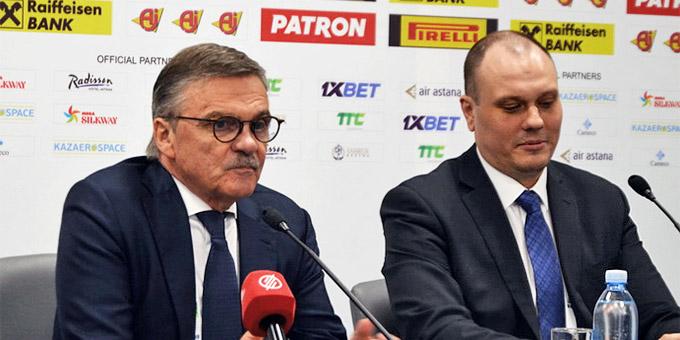 """Глеб Каратаев: """"Если запрет снимут и Швейцария будет проводить чемпионат мира, то мы примем в нём участие"""""""