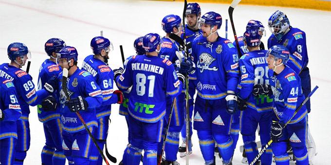 """""""Барыс"""" готов продолжать участие в плей-офф КХЛ, в Казахстане введено чрезвычайное положение"""