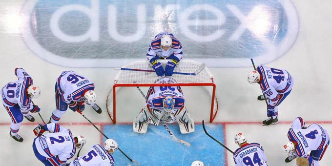 КХЛ продолжит плей-офф с участием шести российских клубов