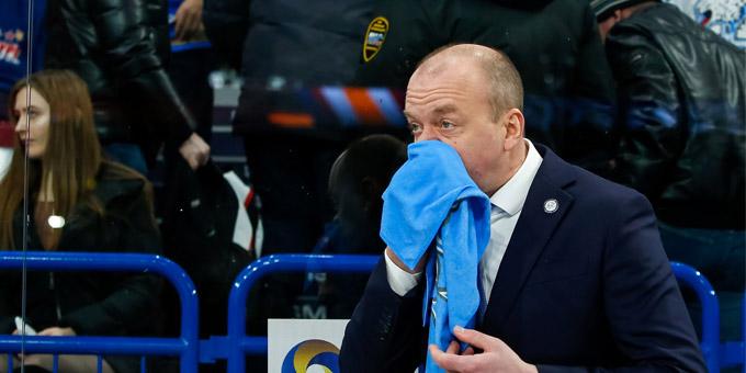 Андрей Скабелка не хочет работать со сборной Казахстана