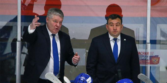 """Юрий Михайлис: """"Будем делать ставку на своих ребят, у нас есть талантливая молодёжь"""""""
