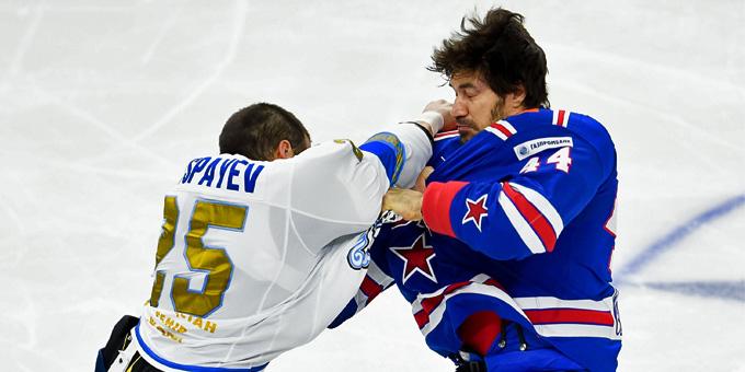 Миллионы просмотров за 25 матчей. Дамир Рыспаев - самый популярный хоккеист КХЛ на YouTube