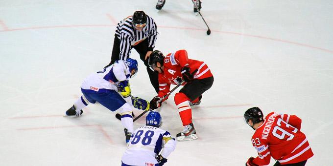 ИИХФ представила составы групп на чемпионат мира в Минске и Риге