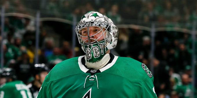 Воспитанник Усть-Каменогорска Антон Худобин стал лучшим вратарём НХЛ по проценту отражённых бросков
