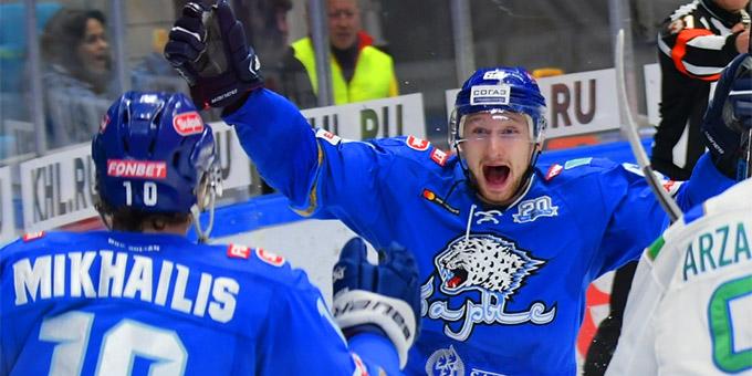 """Аркадий Шестаков: """"Мечта попасть в НХЛ есть, всем хотелось бы поиграть в лучшей лиге мира"""""""