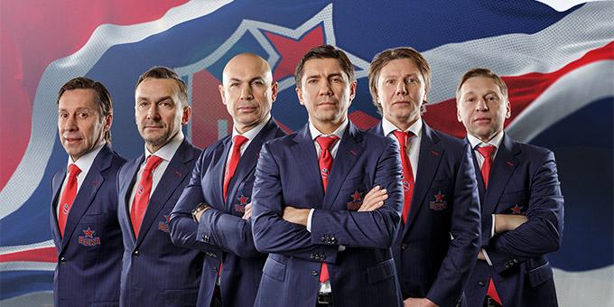 Игорь Никитин и Евгений Корешков продолжат работу в ЦСКА