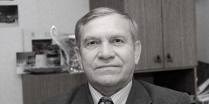 Ушёл из жизни первый президент Федерации хоккея Казахстана Анатолий Злотников