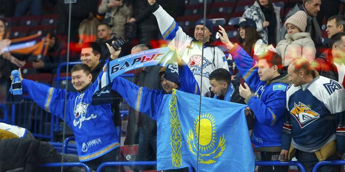 """""""Барыс"""" не собирается отказываться от участия в новом сезоне КХЛ"""