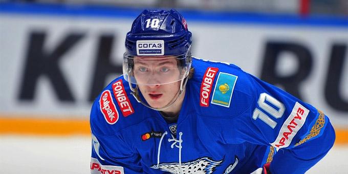 """Никита Михайлис: """"Четыре месяца без хоккея - очень долго"""""""
