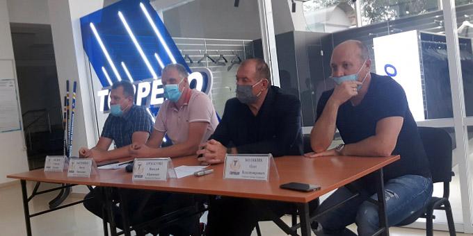 """Руководство """"Торпедо"""" озвучило задачи на сезон и рассказало о планах вернуться в ВХЛ через год"""