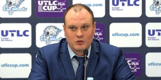 "Глеб Каратаев: ""Надеемся, к началу сезона разрешат присутствие зрителей на арене"""