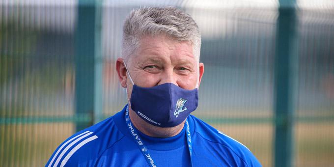 """Юрий Михайлис: """"Уверен, что весь Казахстан следил за этой игрой после такого длительного перерыва"""""""