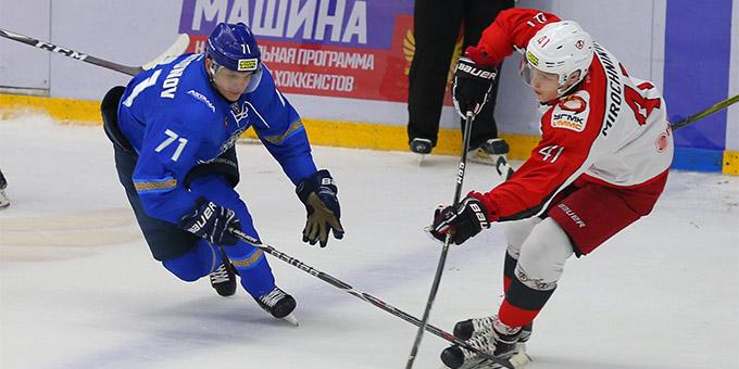 """Тимофей Катасонов перешёл в """"Бейбарыс"""""""