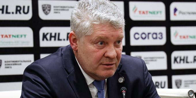 """Юрий Михайлис: Победа над """"Ак Барсом"""" в Казани очень приятна"""