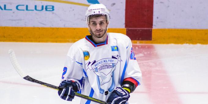 """Никита Самойлов: """"После такой паузы соскучились по хоккею"""""""