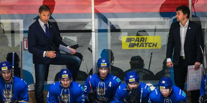 """Александр Истомин: """"У нас играют все казахстанские ребята, а это очень важно"""""""