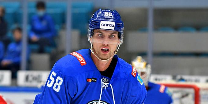 Виктор Сведберг помещён в список травмированных игроков