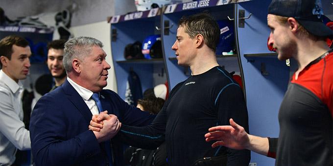 """Юрий Михайлис: """"Ещё раз убедился, что у команды есть характер"""""""