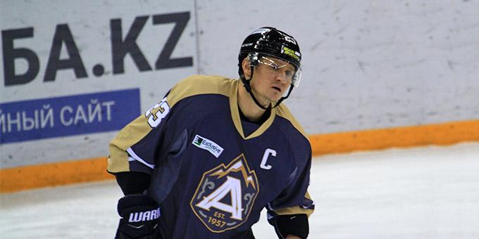 Андрей Спиридонов установил рекорд в чемпионате Казахстана
