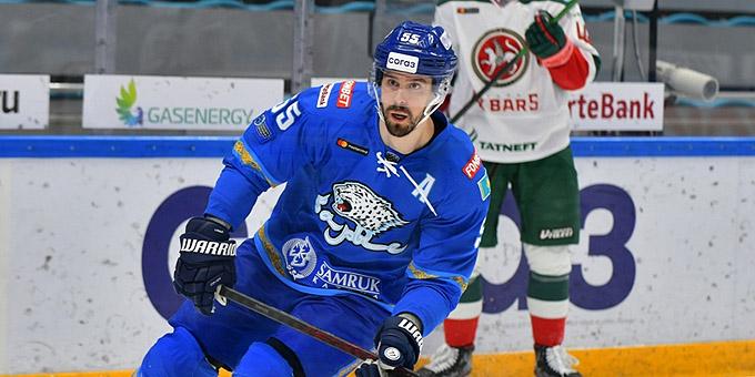 Линус Виделль набрал 300 очков в КХЛ