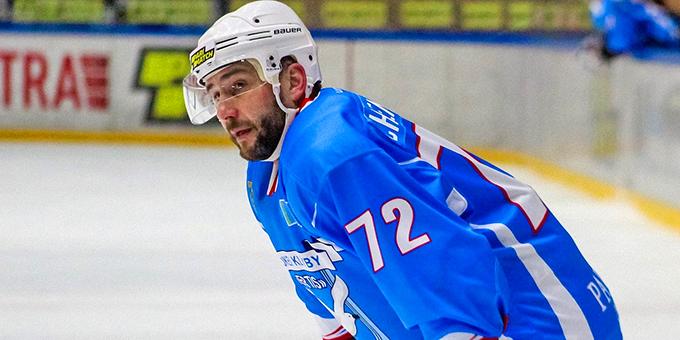 Евгений Чемерилов признан героем тура чемпионата Казахстана