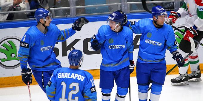 Сборная Казахстана сыграет с Россией и Беларусью в Астане