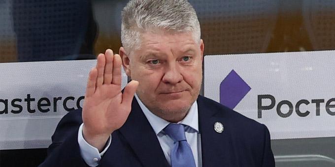 """Юрий Михайлис: Лидеры """"Барыса"""" будут отдыхать"""
