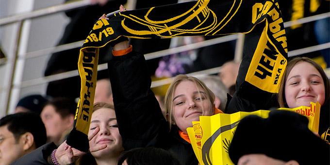 Болельщикам разрешили посещение матчей с 1 марта